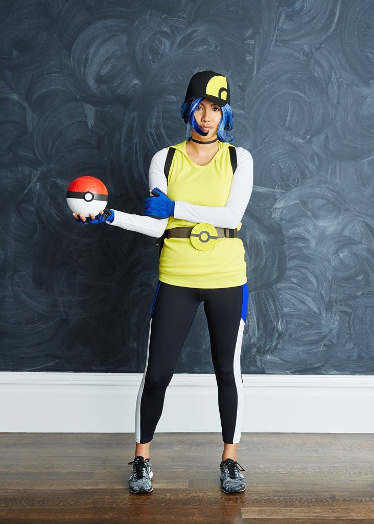 You'll be seeing Pokemon trainer costumes everywhere this year.