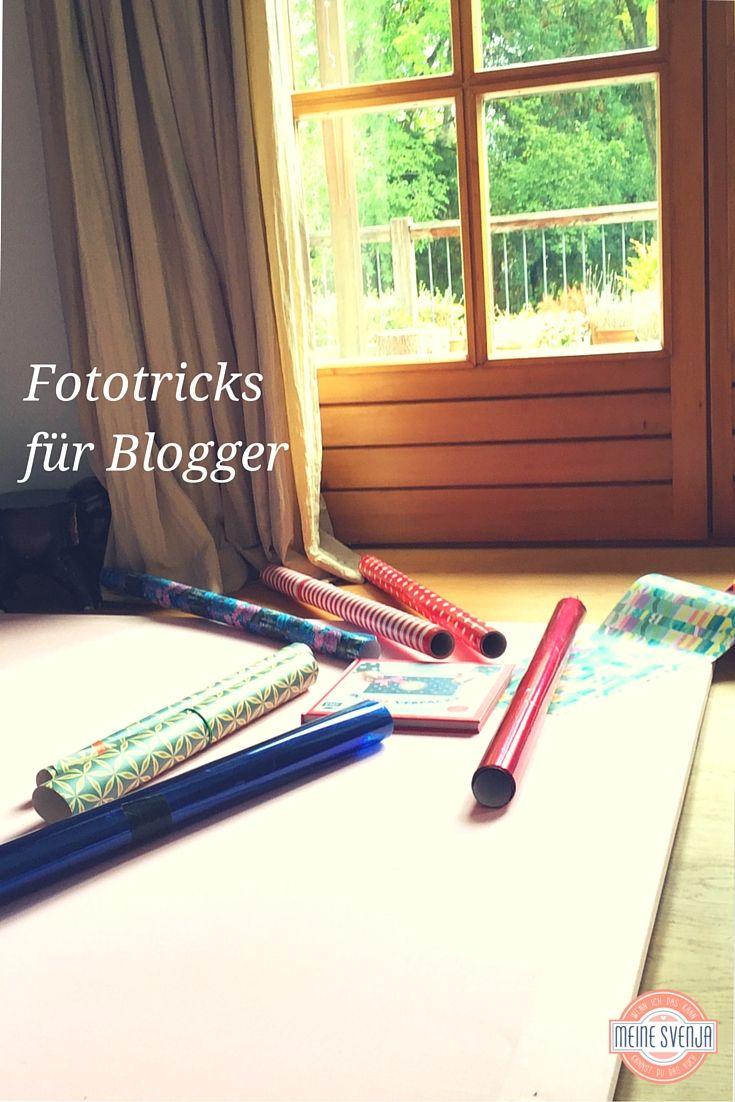 10 einfache Fototricks für Blogger: Welche Untergründe nehme ich? Welches Licht? Welche Kamera? Welche Requisiten? Und wie geht das alles überhaupt?