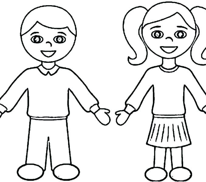 Boy Or Girl Colouring Page Google Search Coloring Pages For Boys Coloring Pages For Girls Boy Coloring
