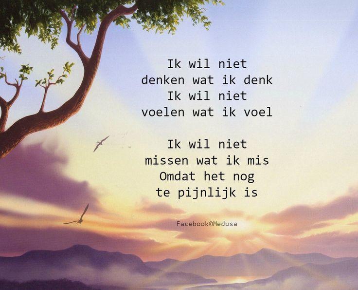 #missen #pijn #verdriet