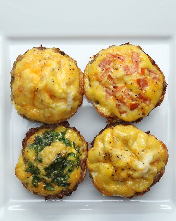 Low-Carb Sausage And Egg Breakfast Cups