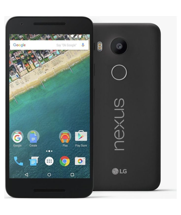 Buy Sim Free LG Nexus 5X 16 GB - Black at Argos.co.uk - Your Online Shop for SIM free phones.