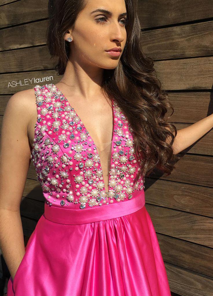 59 best Ashley Lauren 2016 images on Pinterest | Party wear dresses ...