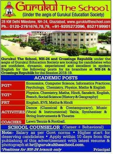 Education is the key to success in life GURUKUL THE SCHOOL NH-24, 28KMS DELHI MILESTONE NEAR DASNA RAILWAY CROSSING, GHAZIABAD UTTAR PRADESH, INDIA PIN CODE- 201302 For more details please visit :- http://www.gurukultheschool.com/main/index.php?option=com_content&view=article&id=102&Itemid=165
