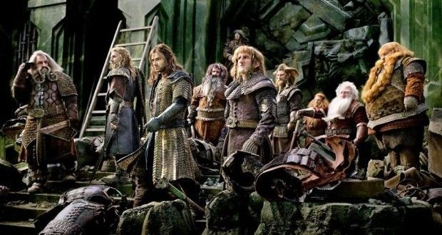The Hobbit: The Battle of the Five Armies (2014) — CINEFILUL DE SERVICIU