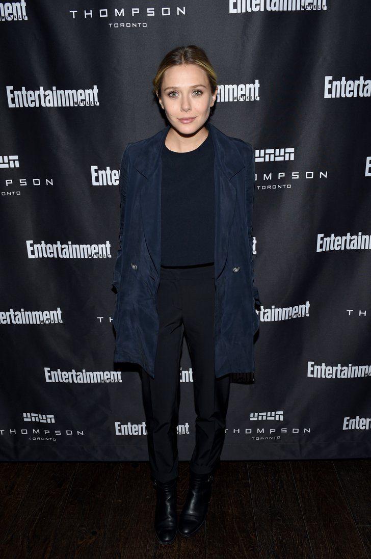 Pin for Later: Sorry New York – glamouröse Kleider gibt's auch in Toronto! Elizabeth Olsen