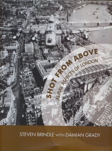 During and after the Second World War the RAF undertook a remarkable aerial survey, mapping the whole of the British Isles. This books shows a selection of these photographs focusing on London.  http://www.english-heritageshop.org.uk/books/london-titles/shot-from-above