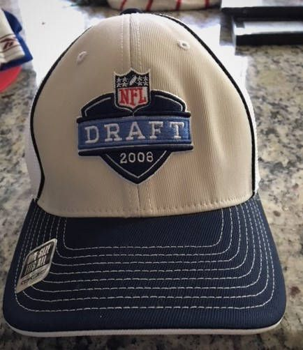 Rare-Brand New NFL 2008 Draft Hat by 12thManPromotions on Etsy