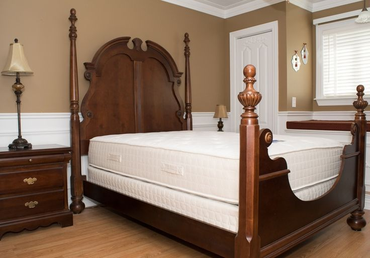 Traditional Full/Queen Bed Frame