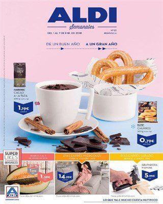 Catálogo ALDI del 1 al 7 enero de 2018 -  Ofertas válidas del 1 al 7 de enero de 2018. Empieza el año con los productos perfectos para el día a día, cuídate gracias a todos los alimentos de Aldi..    #CatálogosAldi, #Catálogosonline   Ver en la web : https://ofertassupermercados.es/catalogo-aldi-del-1-al-7-enero-2018/