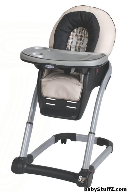 graco blossom 4in1 seating system vance baby high chair