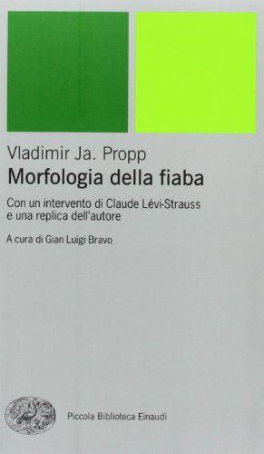 Morfologia della fiaba: Amazon.it: Vladimir Propp, G. L. Bravo: Libri