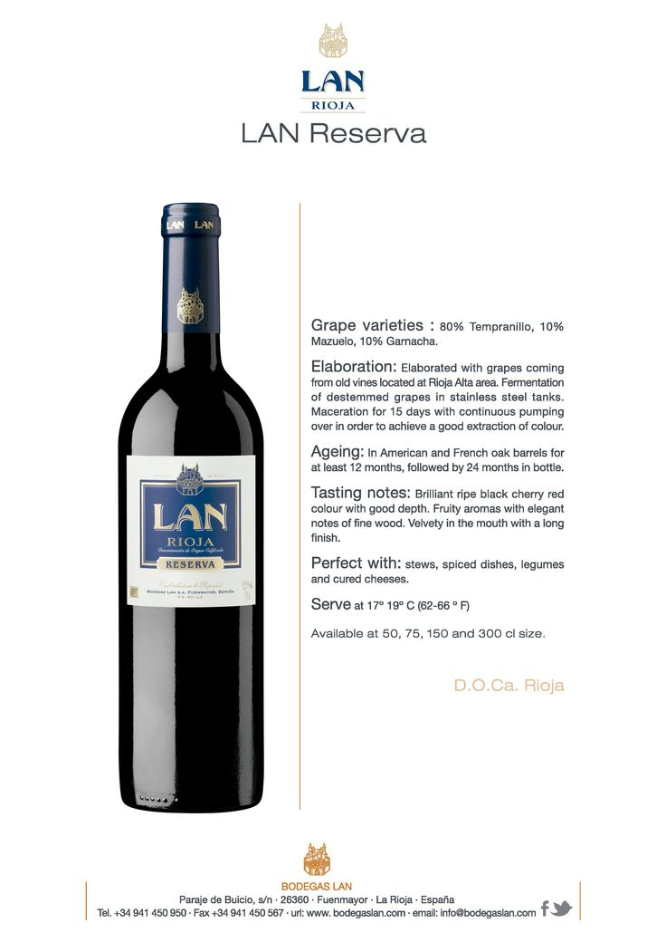2008 LAN Rioja Reserva. Had it as a Special Wine of February 2015. Nice. 88/100