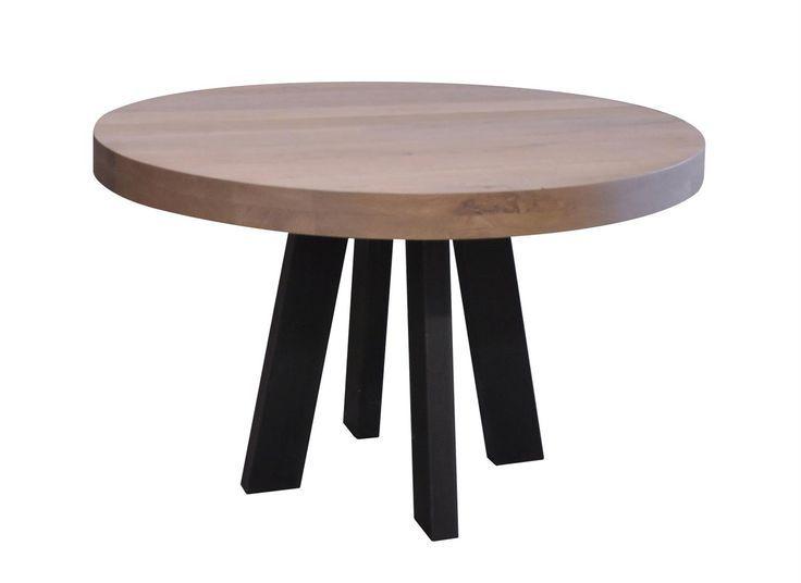 Ronde eettafel u20ac1.549 78x130 cm #meubls #table #eettafel #maatwerk