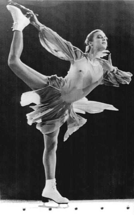 Katarina Witt 1987.