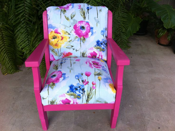 revamped chair