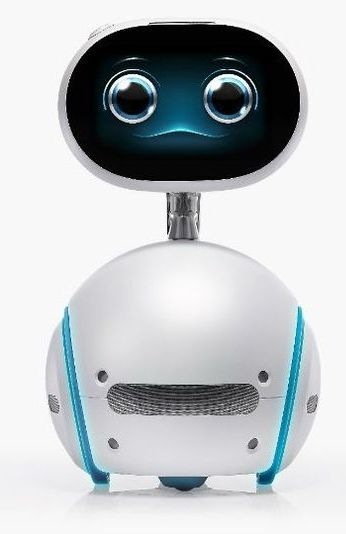 Asus Zenbo is an E.T.-like home robot with a touchscreen face – Mashable