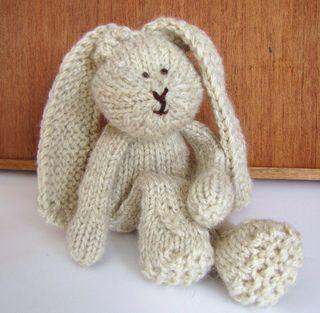 Bunny Knitting Pattern