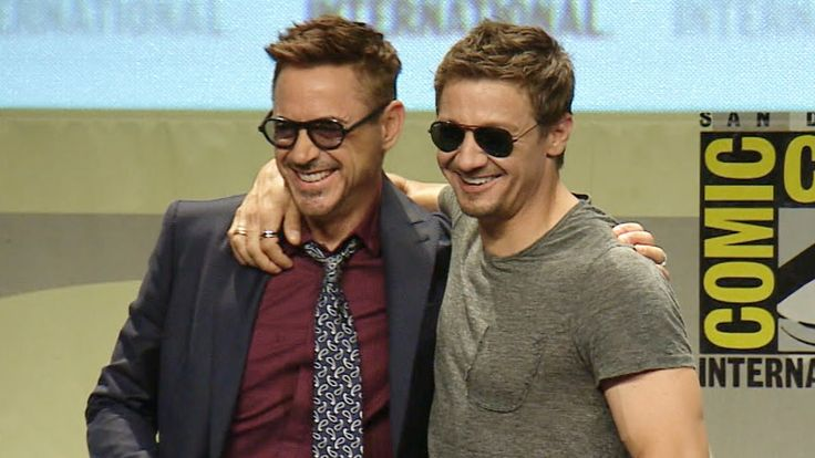 Avengers 2 Age of Ultron Comic Con 2014 Panel - Clevver Movies