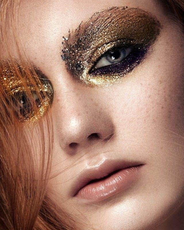 5 Breathtaking Beauty Looks With Glitter | WhoWhatWear UK
