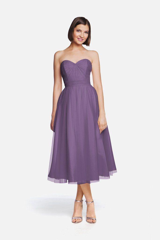 58 best Purple Weddings images on Pinterest | Short wedding gowns ...