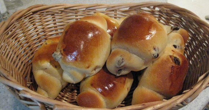 自家製レーズンパンが簡単に出来ますよ! 焼きたてはパン屋さん顔負け~☆ レーズンは食物繊維が多く、栄養バランス◎