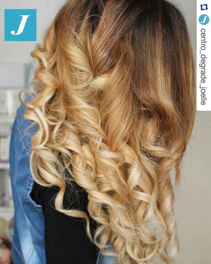 Non è uno #shatush, è l'inimitabile Degradé Joelle! #cdj #degradejoelle #tagliopuntearia #degradé #igers #musthave #hair #hairstyle #haircolour #longhair #ootd #hairfashion #madeinitaly #wellastudionyc #workhairstudiovittorio&tiziana #roma #eur