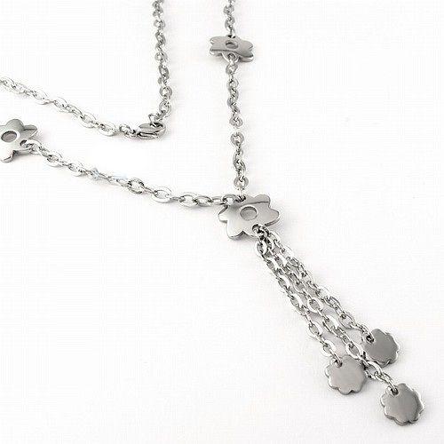 Elegantní náhrdelník Silvego z chirurgické oceli LJPG3965