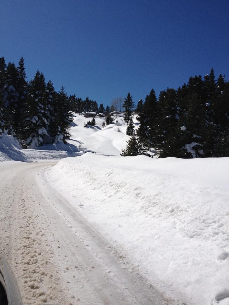 Kartalkaya: Kartalkaya, Ebru, Snowmobiles, Boards