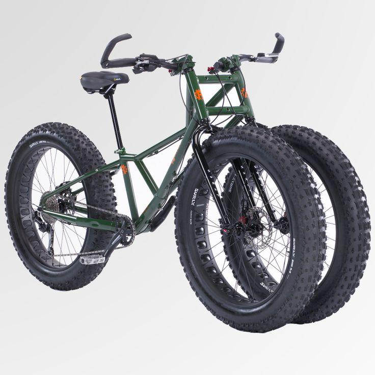 81 Best Fat Tires Images On Pinterest Fat Bike Bike Stuff And