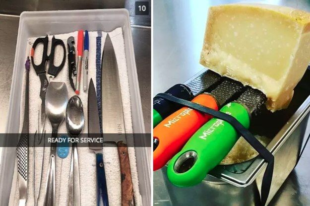 12 Small (And Inexpensive) Tools That Line Cooks Use Daily