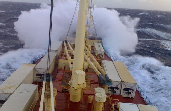 Learn about precautions every seafarer must follow while encountering tropical storms or navigating in areas with frequent occurrence.