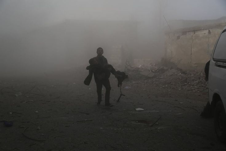 UNITED STATES (VOP TODAY NEWS) –Militants in the eastern Ghouta have targeted 272 rocket-propelled grenades in the past 10 days, killing 13 people and wounding 135, the Russian Defense Ministry said.