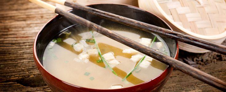Maaltijdsoep met groenten en gegrilde tofu, Fase 1