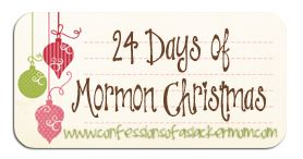 24 Days of putting Christ into Christmas: Mormon Christmas, Lds Christmas, Scripture, Advent Calendar, Slacker Mom, Watch Everyday, Christmas Ideas, Holidays Christmas