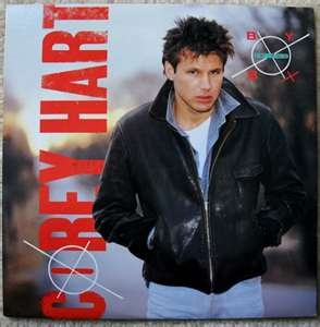 Corey Hart Boy in the Box Tour  August 6/85