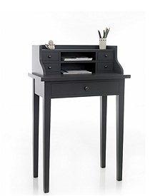 | CAR möbel | CAR MÖBEL | Gib dem Chaos keine Chace: Kleiner, praktischer Sekretär mit vielen Schubladen und zwei Ablageflächen.