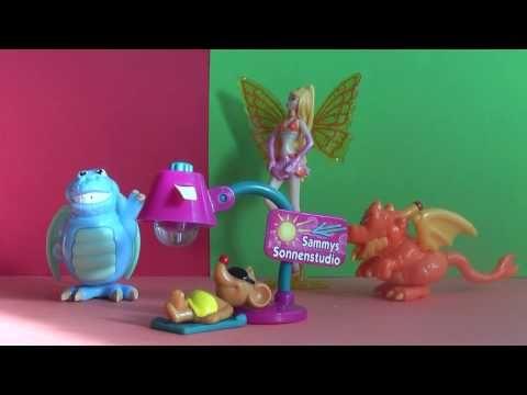 Kinder Lego Fan: Retro Hračky z Kinder Surprise vajíčka s prekvapen...
