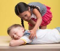 Actividades para Educación Infantil: Juegos de masajes entre niños-as