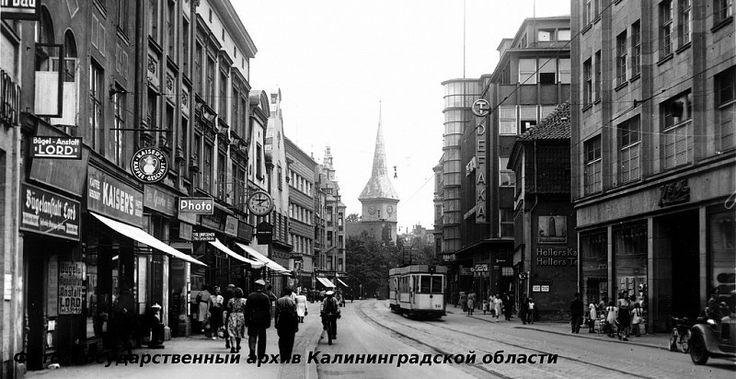 """Иллюстрации к """"Старые фото Кёнигсберга и Калининграда ..."""
