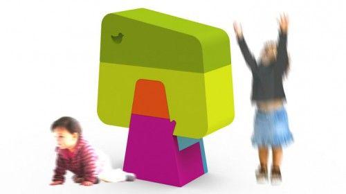 Seminterrato Studio Mobili per bambini