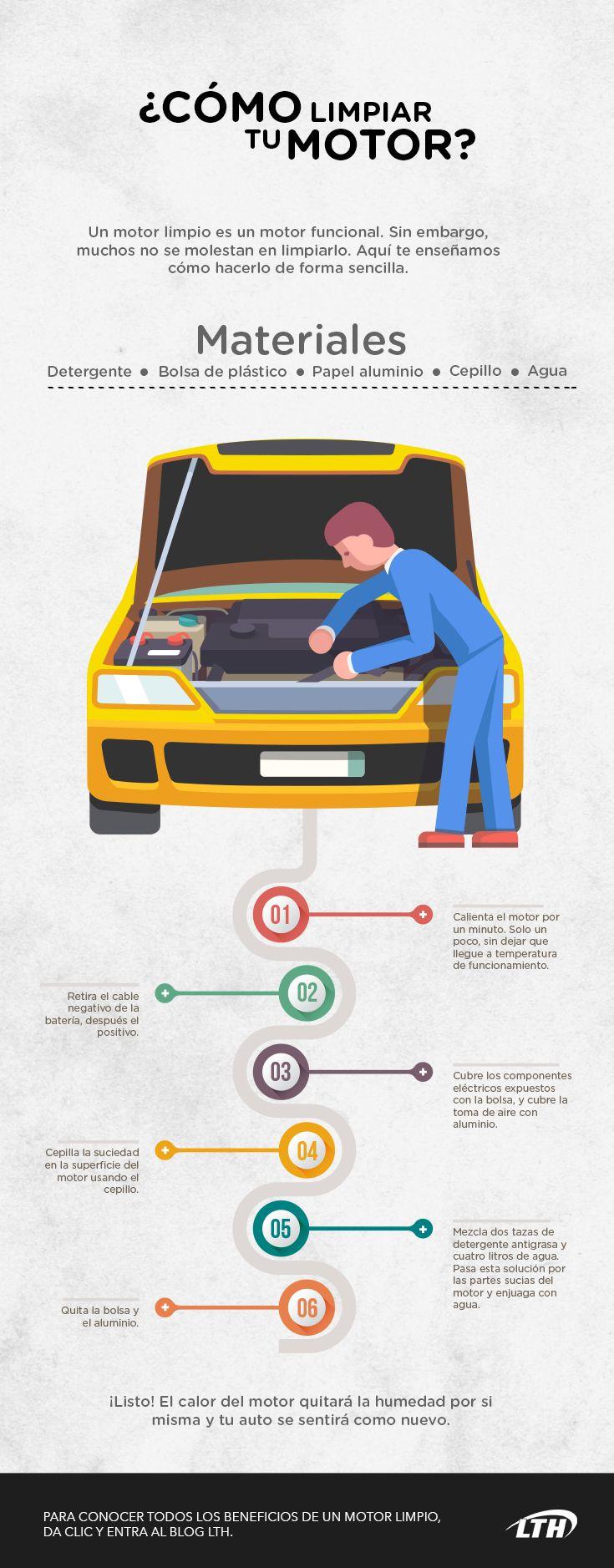 Las limpiezas frecuentes son básicas para mantener en buen estado tu auto