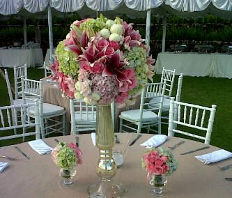 centerpiece flower