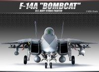 "Academy 12206 F-14 TOMCAT ""Bomcat"" Για Συναρμολογούμενα Αεροπλάνα"