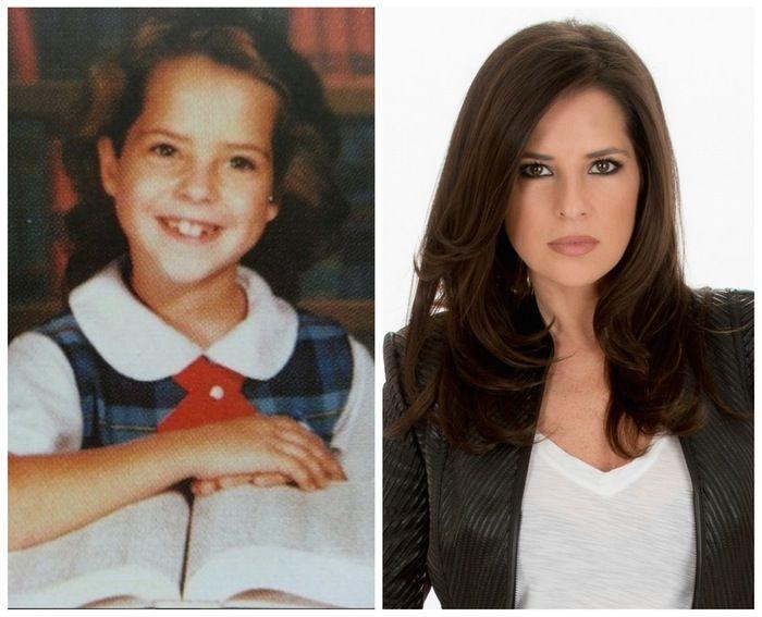 Kelly Monaco As Kid