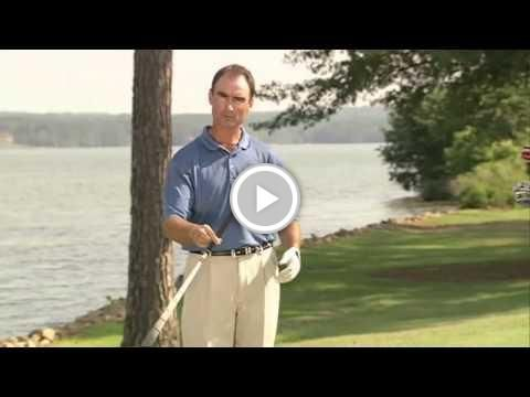 PGA Golf Lesson: Scoring Zone (golf video chipping and pitching)