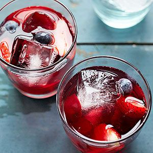 Cherry-Berry Sangria From Better Homes and Gardens, ideas and improvement projects for your home and garden plus recipes and entertaining ideas.