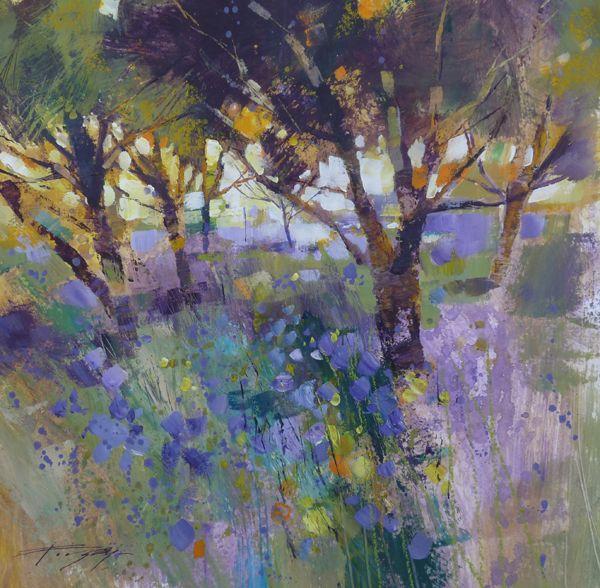 Blue Beneath Olive ...Chris Forsey