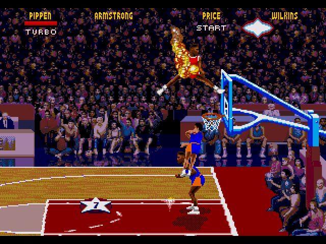 NBA Jam - Tournament Edition #RetroGaming