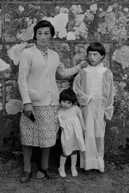 """Cristina Garcia Rodero (Puertollano 1949): SPAIN. Galicia. As Achas. """"Ofrecida a la Virgen de la Peña de Francia"""""""